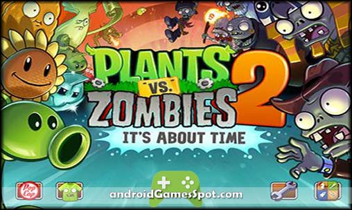 Plants vs Zombies 2 game apk free download