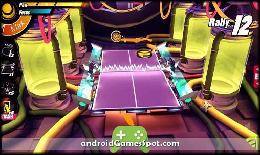 Power Ping Pong free android games apk download