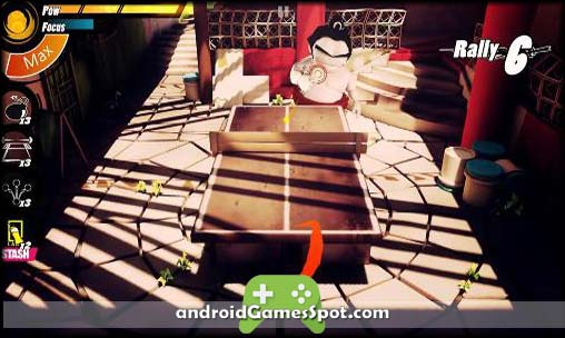 Power Ping Pong free games for android apk download