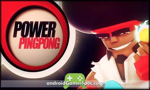 Power Ping Pong game apk free download