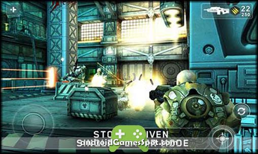 SHADOWGUN free android games apk download