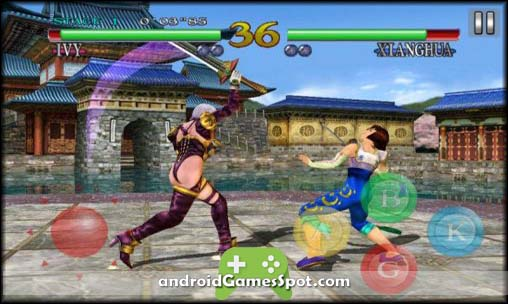SOULCALIBUR free android games apk download