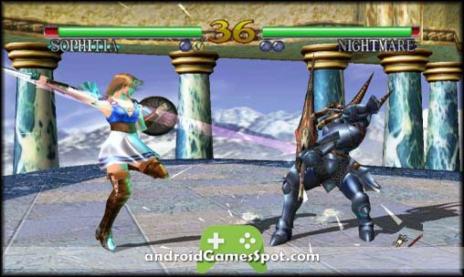 SOULCALIBUR free games for android apk download