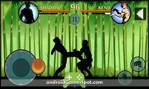 Игра бой с тенью на андроид скачать