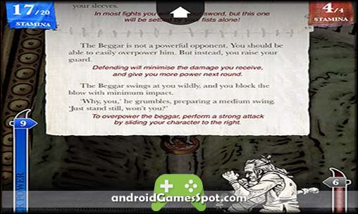 Sorcery! 2 free android games apk download