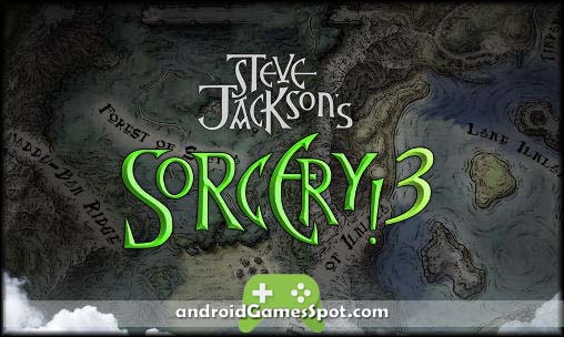 Sorcery! 3 game apk free download