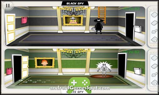 Spy vs Spy free android games apk download