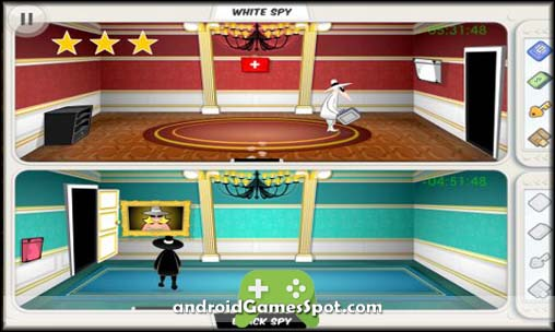 Spy vs Spy game apk free download