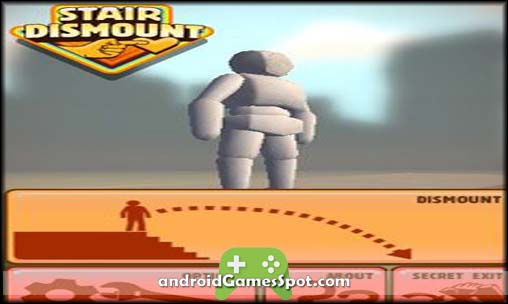 Stair Dismount game apk free download