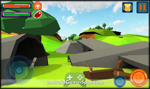 Survival Island Craft 3D free games for android apk download