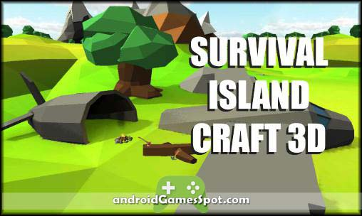 Survival Island Craft 3D game apk free download