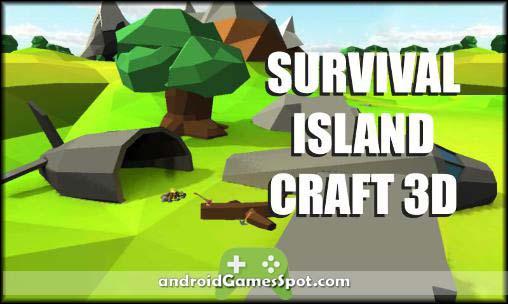 Survival Island Craft 3D game apk free download