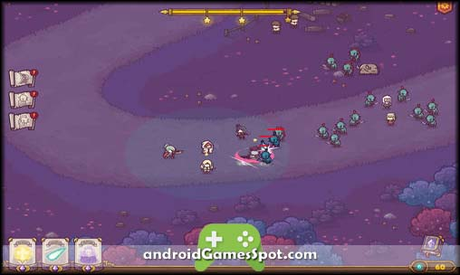 Tiny Guardians free android games apk download