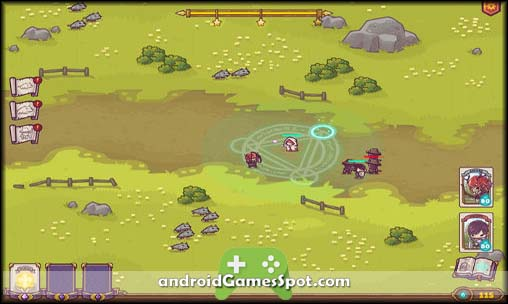 Tiny Guardians free games for android apk download