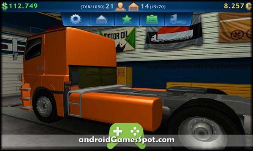 Truck Fix Simulator 2014 free games for android apk download