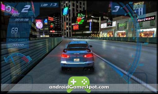 Underground Racing Rivals free android games apk download