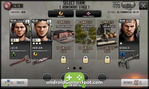 Walking Dead Road to Survival apk free download