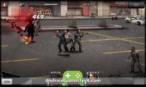 Walking Dead Road to Survival free android games apk download