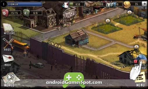 Walking Dead Road to Survival free games for android apk download