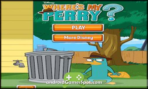 Where's My Perry android apk free download