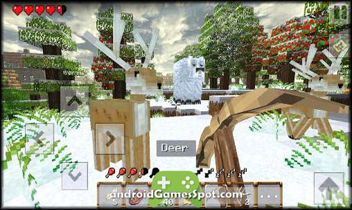Winter Craft 4 android apk free download