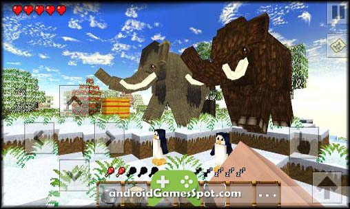 Winter Craft 4 free games for android apk download