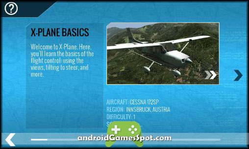 X-Plane 10 Flight Simulator free games for android apk download