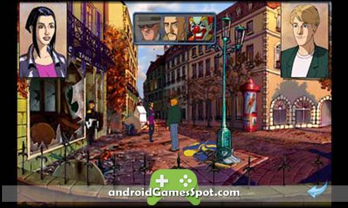Broken Sword Director's Cut free games for android apk download
