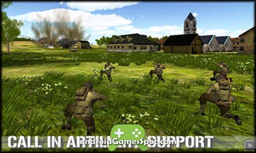 COMBAT MISSION TOUCH free games for android apk download