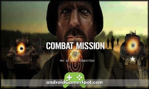 COMBAT MISSION TOUCH game apk free download