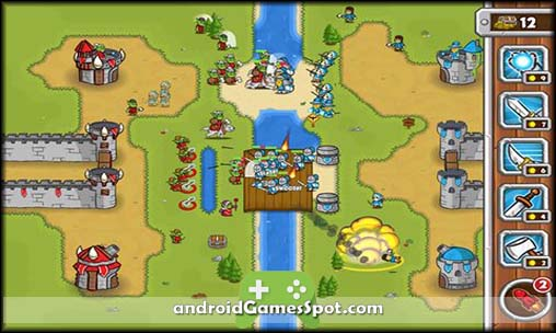 Castle Raid 2 free android games apk download