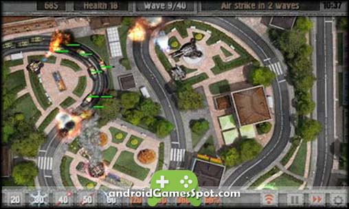 Defense Zone 2 HD apk free download