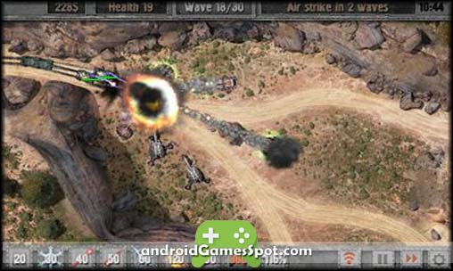 Defense Zone 2 HD free android gamDefense Zone 2 HD free android games apk downloades apk download