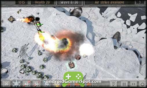 Defense Zone 2 HD free games for android apk download