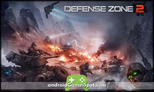 Defense Zone 2 HD game apk free download