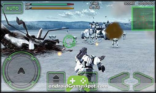 Destroy Gunners SP ICEBURN free android games apk download