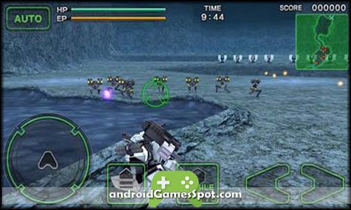 Destroy Gunners SP ICEBURN free games for android apk download