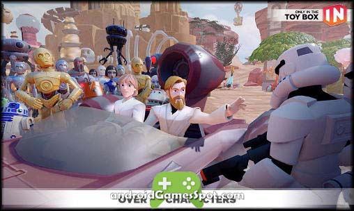 Disney Infinity Toy Box 3 apk free download