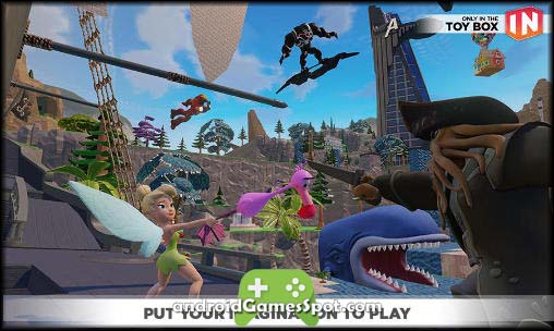 Disney Infinity Toy Box 3 free android games apk download
