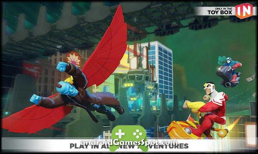 Disney Infinity Toy Box 3 free games for android apk download