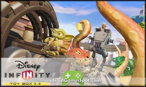 Disney Infinity Toy Box 3 game apk free download