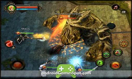 Dungeon Hunter 2 apk free download