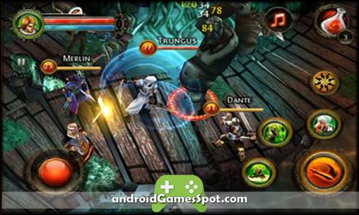 Dungeon Hunter 2 free games for android apk download