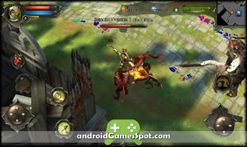 Dungeon Hunter 4 apk free download