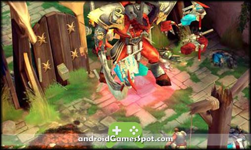 Dungeon Hunter 4 free android games apk download