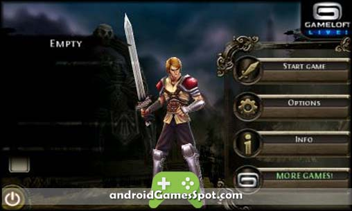 Dungeon Hunter free games for android apk download