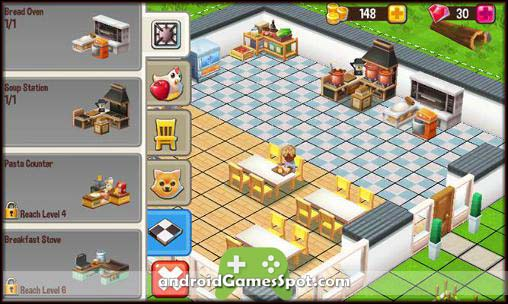 Food Street free android games apk download