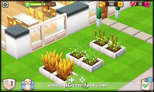 Food Street free games for android apk download