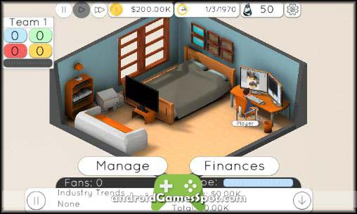 Game Studio Tycoon 2 apk free download