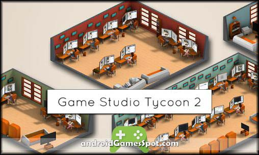 Game Studio Tycoon 2 game apk free download